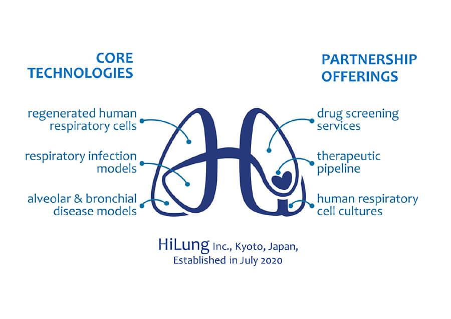 幹細胞技術により呼吸器疾患創薬プロセスを革新する