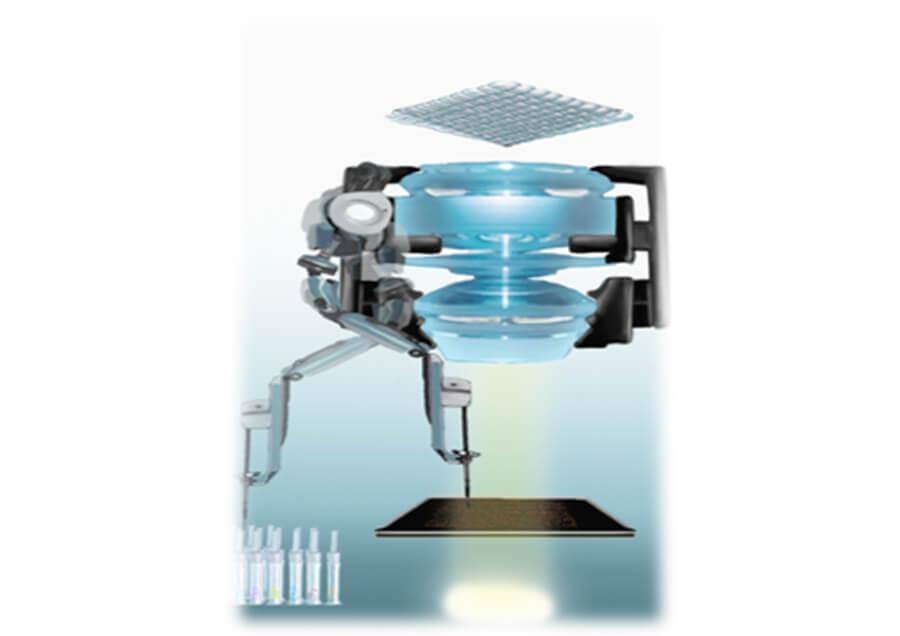 細胞レベル分解能・高速超広視野イメージングの実現
